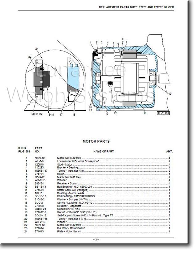 Hobart c44 service manual